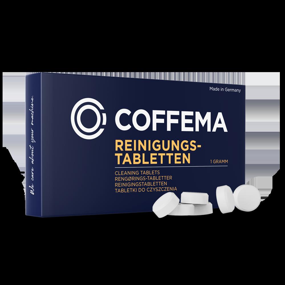 Coffema 30 Reinigungstabletten 1 Gramm