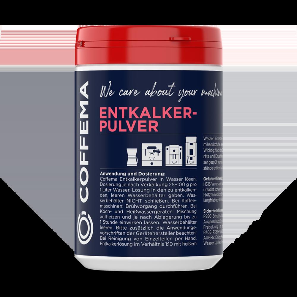 Coffema 1 kg Entkalkerpulver