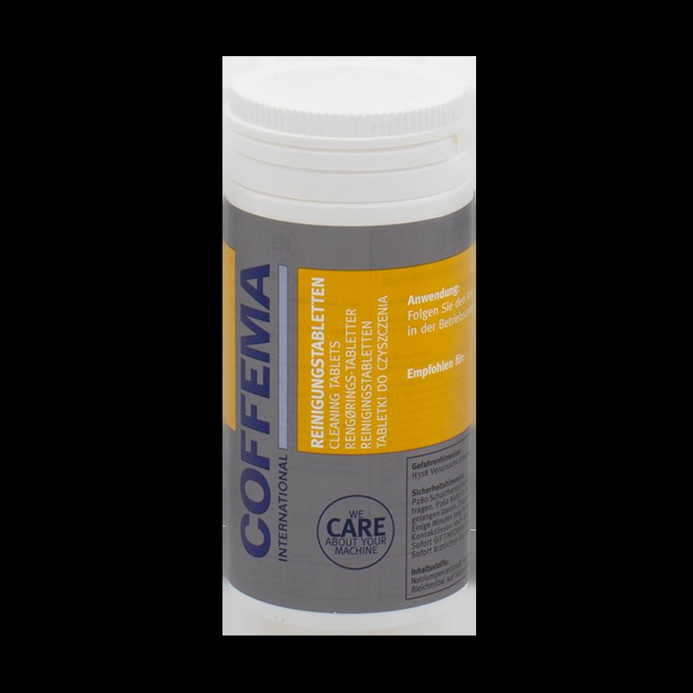 Coffema 100 Reinigungstabletten 1 Gramm
