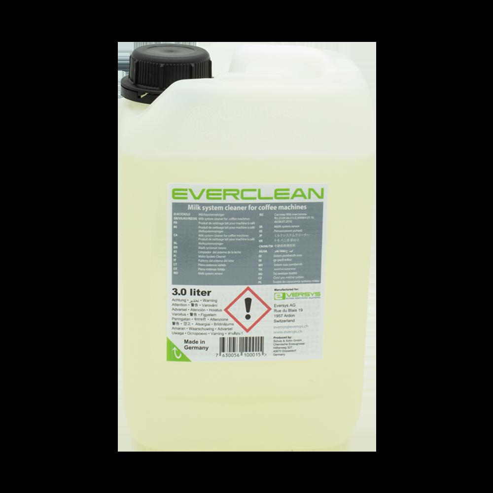 Eversys 3 Liter Spezialreiniger für Milchaufschäumer
