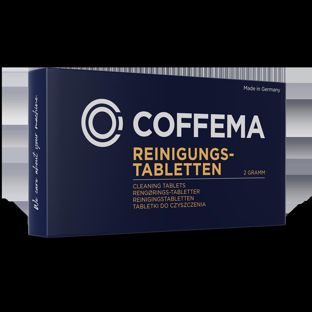 Coffema 30 Reinigungstabletten 2 Gramm