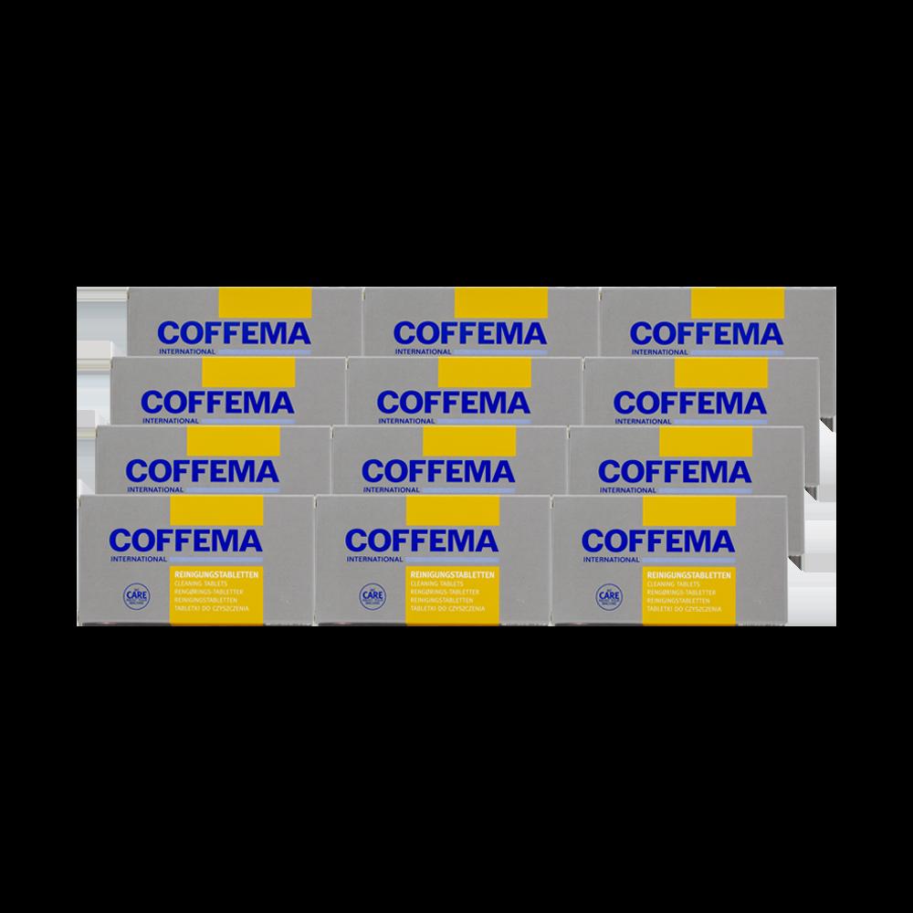Coffema 12 x 30 Reinigungstabletten 2 Gramm