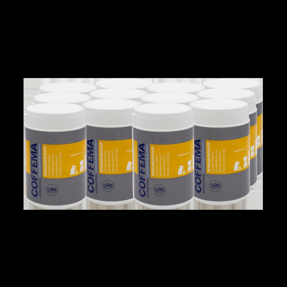 Coffema 12 x 1 kg Reinigungspulver