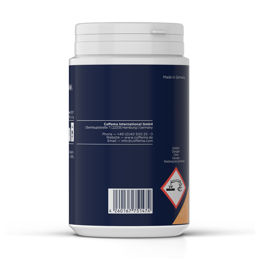Coffema 100 Reinigungstabletten 2 Gramm