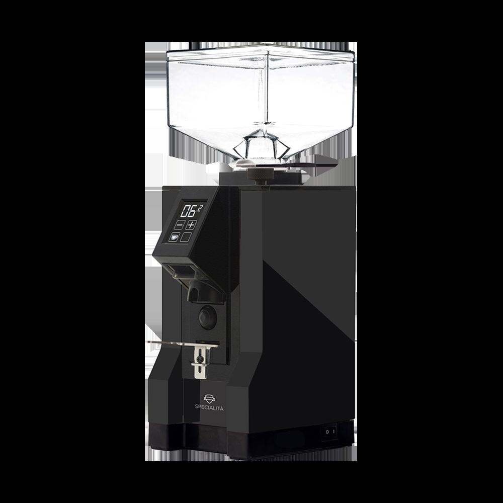 Eureka Mignon Specialita Kaffeemühle (Mattschwarz)
