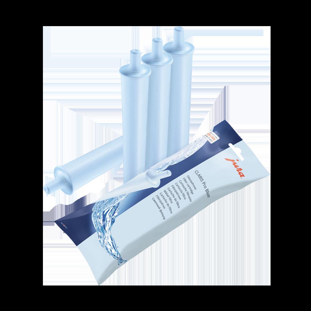 Jura 4 Filterpatronen Claris Pro Blue (71702)