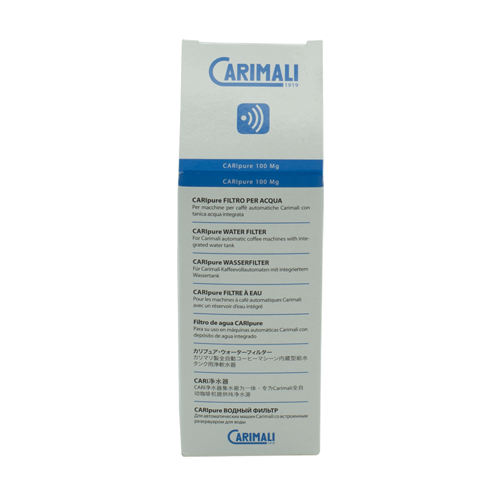 CARIpure Wasserfilter für Kaffee- und Espressomaschinen