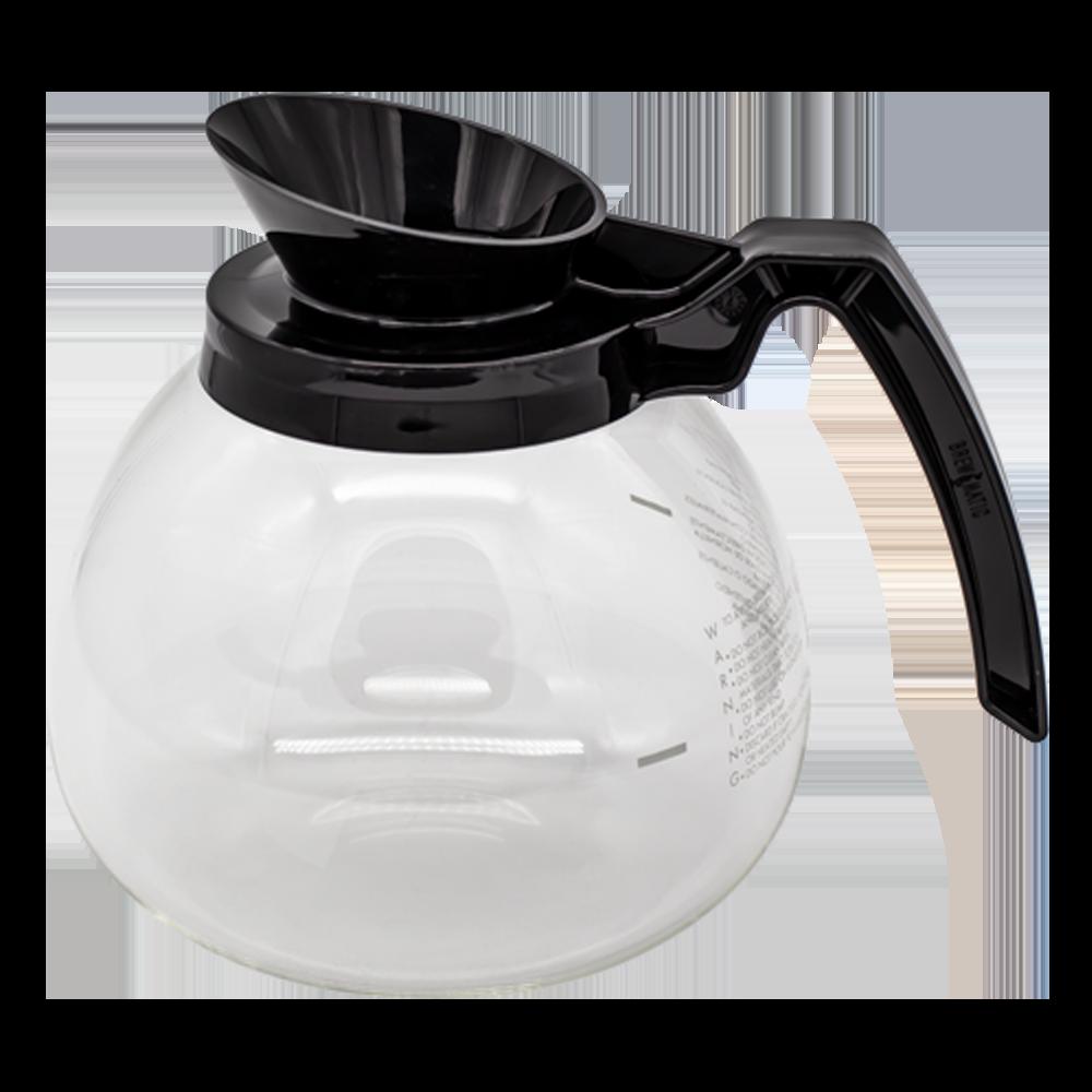 Coffema 1,8 Liter Glaskanne für Filterkaffeemaschinen